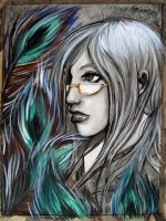 Feathers by wingedness