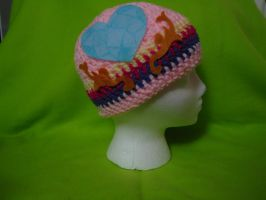 Princess Cadence Beanie by OneFineCrafternoon