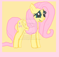Fluttershy :D by Cartoonfangirl4