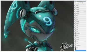 Anime Jenny 2 WP by 14-bis