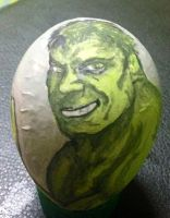 Angry Easter egg by Rene-L