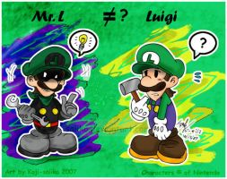 Mario: One and the Same? by saiiko