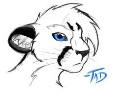 Realistic Tad by TadCougar