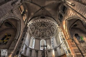 Trier Cathedral HDR by snuglyPanda