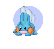 Mudkip by Toasty-Coconut