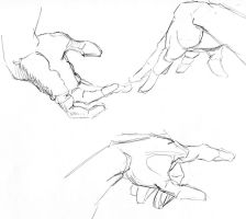 Hands take 6 by creon77