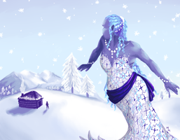 Winter by MalevolentMask