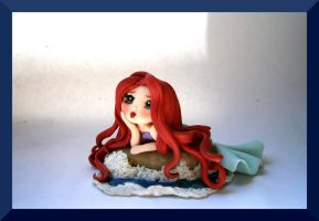little mermadian Ariel by BrucaliffoBijoux