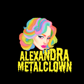 ALEXANDRA METALCLOWN by UrsulaDecay
