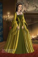 Anne Boleyn by Serenevie