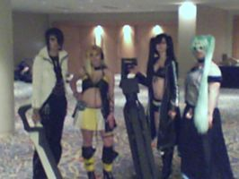 Cosplay Group (MomoCon 2012) by Zel-Holt