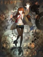 STEINS GATE by y-asa