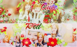 Cover Red Girl by Mun-BaBy