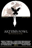 Artemis Fowl Movie Poster by vanishing446