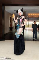 Jumping Stilts Costume by KingdomofColette