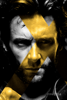 X-Men: Days Of Future Past - Wolverine by SuperDude001