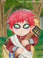 Gaara Helps by Sandy--Apples