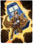 Dr Who colors by MarkStegbauer