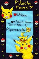 Pikachu ID Contest Entry No.1 by Pikachu-Fans