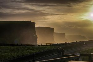 Cliffs of Moher by KenClancy