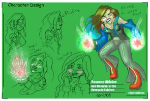 Christian Super Hero Concept 2 by PoisonApple88