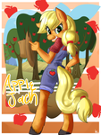 Apple Jack by Pon3Splash