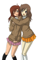 Sisters by HatoriKumiko