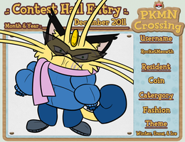PKMC - December 2011 Winter Contest by RocketMeowth