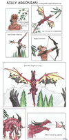 Skyrim comic - finished! by Flying-With-Dragons
