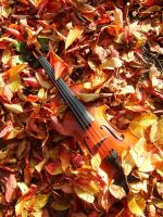 Autumn Music by Ireth-Taralom