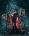 Evil Queen Complex by autumnsmuse