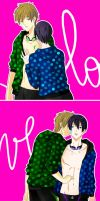 Free! Magenta (BL) by andys
