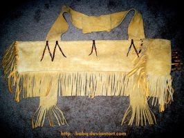 Plains Indian Quiver by BaBQ