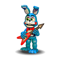 Toy Bonnie Accurate by YinyangGio1987