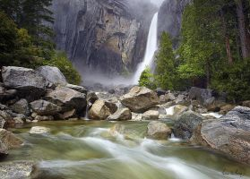 Upper Yosemite Falls by tt83x