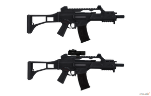 G36C Pack 1 by sadow1213