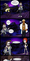 Alchestbreach Halloween Comic 'Ignotus Reference' by Ran2Chaos