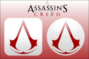Assassin's Creed Icons by firba1