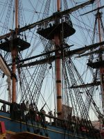 Boat masts by todds201