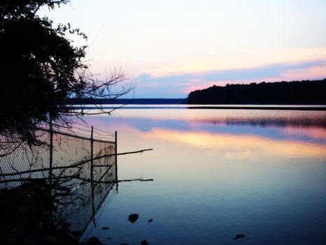Lovely Lake Crabtree VII by LDFranklin