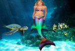 Johanna Long Mermaid Manip by Mermaidgirlsfan24