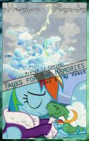 MLP : Tanks for the Memories - Movie Poster by pims1978