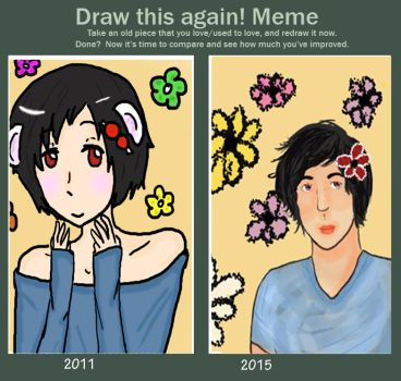 Draw This Again 2015 by specky1