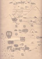 D and D Map by ErebusRed