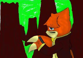 The Search: PFV by Buizelfreak