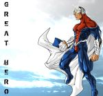 Great hero 2 colored by Sakuseii