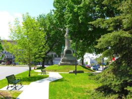 Public Square Watertown NY 008 by Joseph-Sweet-Stock