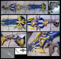 Ultima Weapon by alsquall