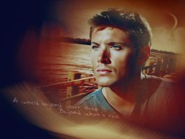J. Ackles - Beyond dream by DaaRia