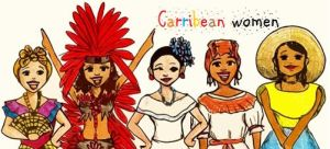Carribean Colours: Carribean women' cultural wear by ugGOchi